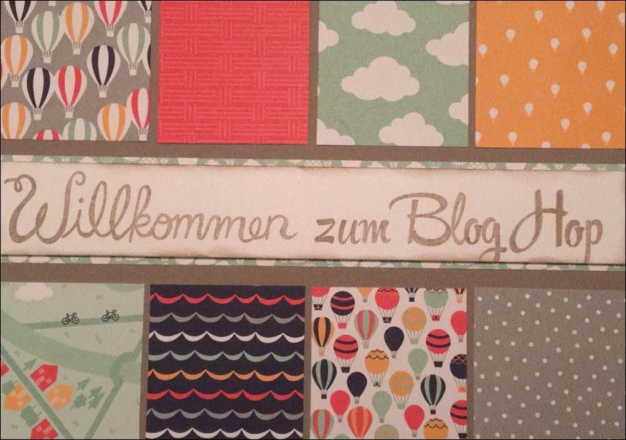 Blog-Hop Stampin'Up!-Frühlingskatalog